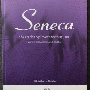 Maatschappijwetenschappen Havo oprachtenboek deel 1