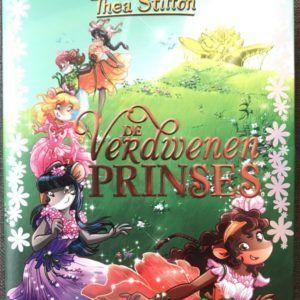 De Verdwenen Prinses, Thea Stilton